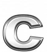 lower case c