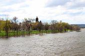 Inundaciones en Fredericton
