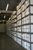Box Storage & Records Management
