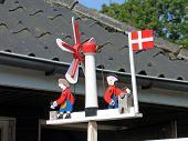 Old Wind Direction Finder, Denmark