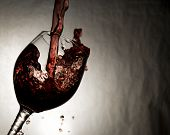 Best wine pour splash