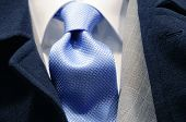 Modern business man suit with tie - fashion collection
