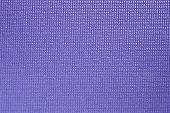 picture of yoga mat  - Purple yoga mat texture with focus across entire surface - JPG