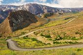 picture of cottonwood  - A beautiful scenic view of Cottonwood Canyon Road - JPG