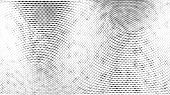 Halftone Gradient Pattern. Abstract Halftone Dots Background. Monochrome Dots Pattern. Vector Halfto poster