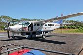 Avión de TACA Regional