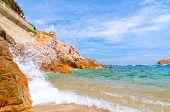 Tossa de Mar, Costa Brava, España