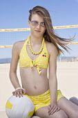 Volleyball Girl