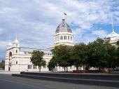 Melbourne Royal Exhibition Building poster