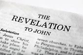 image of revelation  - The last book of the Bible  - JPG