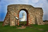 St Edmund\'S Memorial Chapel With Lighthouse