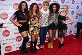 LOS ANGELES - AUG 9:  Jesy Nelson, Jade Thirwall, Bella Thorne, Leigh-Anne Pinnock, Perrie Edwards at the Teen Vogue's Back-To-School Event at the The Grove on August 9, 2013 in Los Angeles, CA