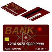 stock photo of tariff  - Business Emblem Tariff Riches Card Credit DestroyMagazin Client material Well - JPG