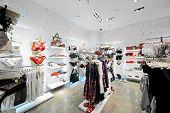 European Clothes And Underwear Shop
