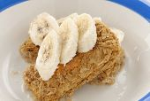 Weet Bix With Bananas
