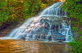 Beautiful Watrefalls In Upstate South Carolina