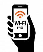Icono gratis Wi-Fi