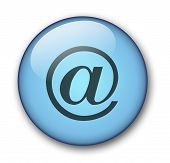 Aqua Mail Web Button