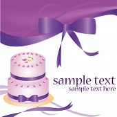 pic of happy birthday  - Birthday Cake Background for celebration occasion and others - JPG
