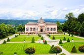 Melk Abbey gardens