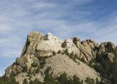 picture of mount rushmore national memorial  - Image of Mount Rushmore National Memorial South Dakota - JPG