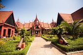 The National Museum Of Cambodia (sala Rachana) Phnom Penh, Cambodia.