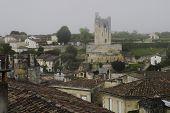 View Of St. Emilion, France