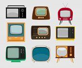 vintage tv-s