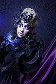 pic of evil queen  - Dark queen - JPG