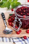 Fresh Red Currant Jam
