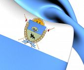 Flag Of La Pampa Province