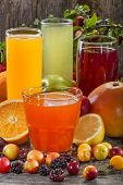 Antioxidant juices