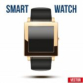 Smart Design Example Wrist Watch.