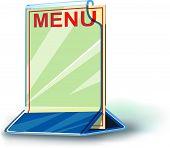 plate menu