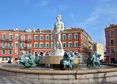 City Of Nice - Fountain Soleil