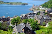The beautiful city of Oban