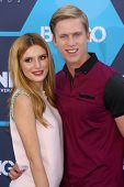 LOS ANGELES - JUL 27:  Bella Thorne, Tristan Klier at the 2014 Young Hollywood Awards  at the Wiltern Theater on July 27, 2014 in Los Angeles, CA