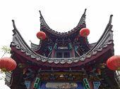 Traditonal Chinese Temple