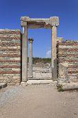 the ancient city of Ephesus