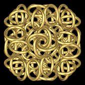 Love Knot Mandala