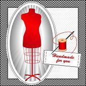 Handmade for You, Crimson Mannequin