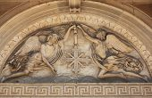 PARMA, ITALY - MAY 01, 2014: Angels. Basilica Santa Maria della Steccata. Basilica is a Marian shrine made ??in Parma between 1521 and 1539 and in 2008 elevated to the rank of minor basilica