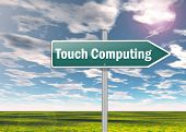 Signpost Touch Computing