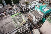 Slums In Bangkok