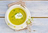 Vegetable Marrows Soup