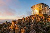 Mount Wellington Tasmania. Australia