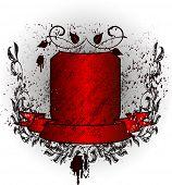 Armory vintage emblem