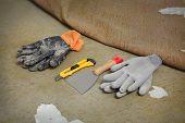 Home Renovation, Carpet Remove Tools