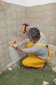 Home Renovation, Tile Demolish