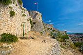 Old Architecture Of Hvar Island